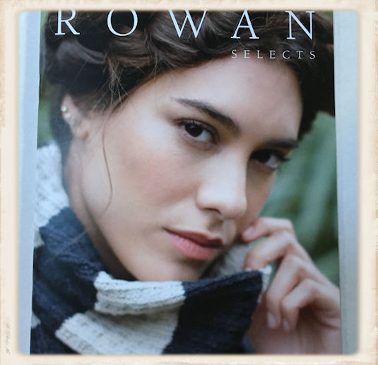 rowan selects denim lace design book